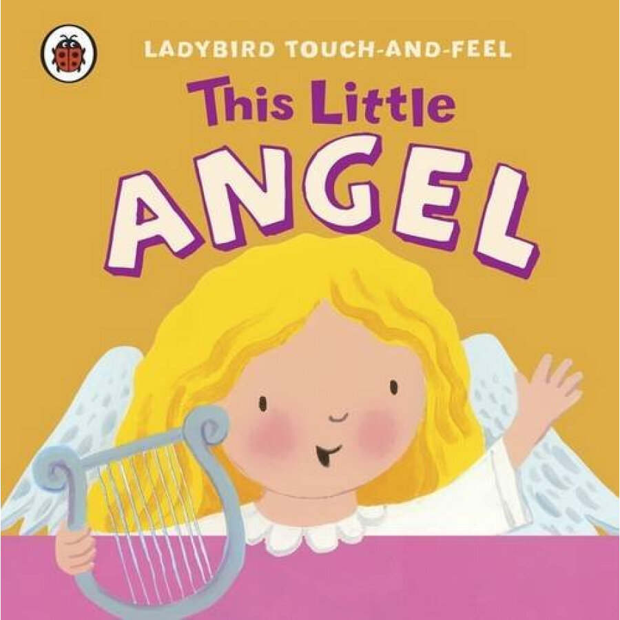 This Little Angel (Little Touch & Feel) - 1233359 , 5918092912376 , 62_5259589 , 146000 , This-Little-Angel-Little-Touch-amp-Feel-62_5259589 , tiki.vn , This Little Angel (Little Touch & Feel)
