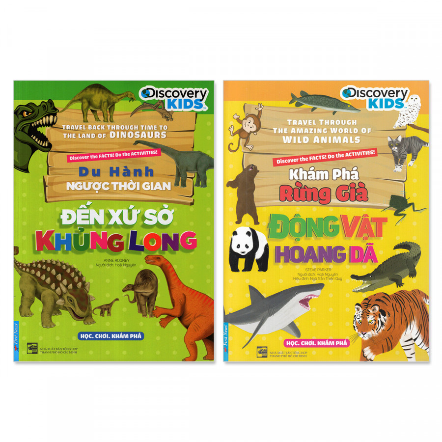 Combo Discovery Kids