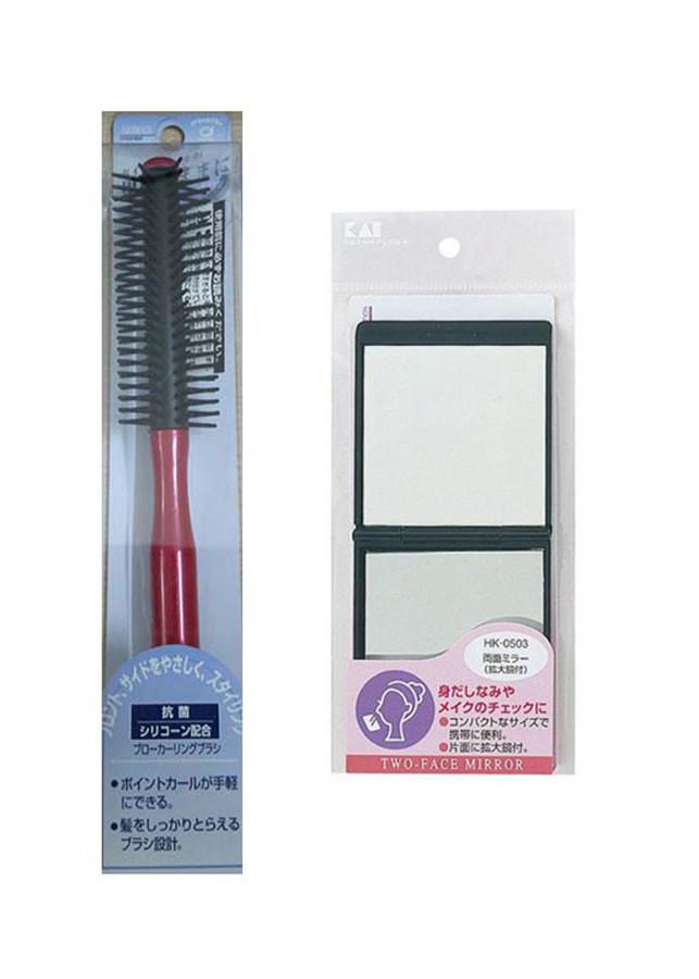 Combo Lược chải tạo kiểu tóc cao cấp dành cho tóc xoăn + Gương mini trang điểm nội địa Nhật Bản - 1212275 , 2008558580317 , 62_13988286 , 397000 , Combo-Luoc-chai-tao-kieu-toc-cao-cap-danh-cho-toc-xoan-Guong-mini-trang-diem-noi-dia-Nhat-Ban-62_13988286 , tiki.vn , Combo Lược chải tạo kiểu tóc cao cấp dành cho tóc xoăn + Gương mini trang điểm nội