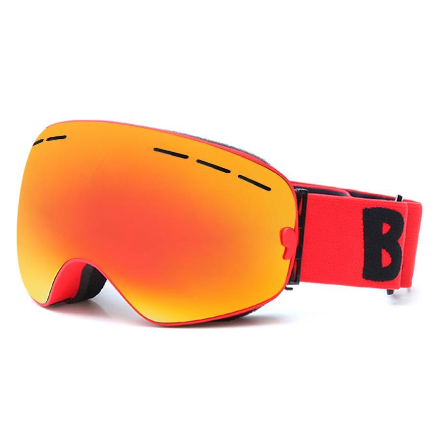 Kính Trượt Tuyết Bảo Vệ UV Chống Sương Mù BENICE