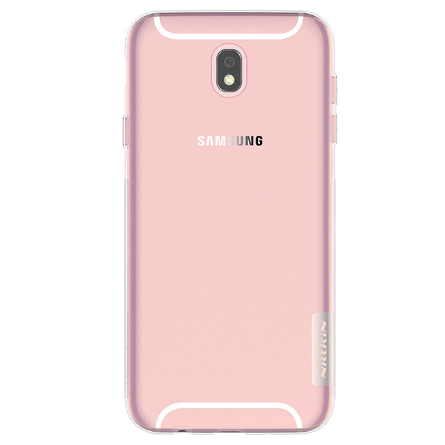 Ốp lưng dẻo silicon Samsung Galaxy J5 2017 / J5 Pro Nillkin (trong suốt) - Hàng chính hãng