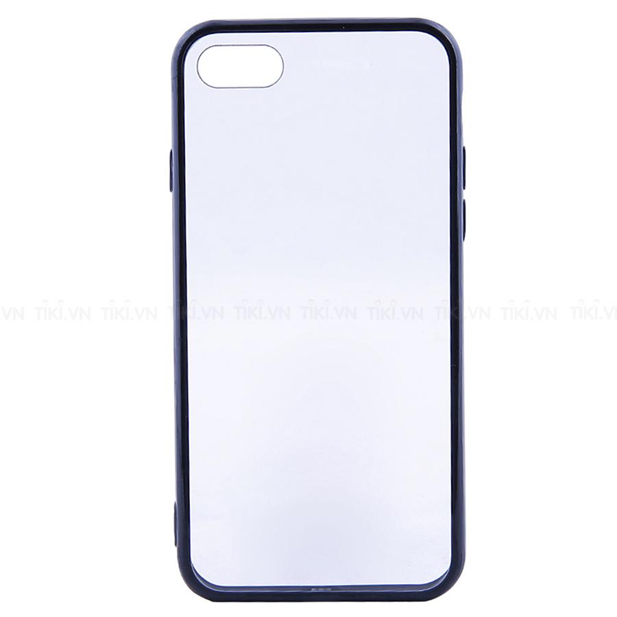 Ốp Lưng Dành Cho iPhone 6/ 6S Viền Silicon Cao Cấp Sang Trọng