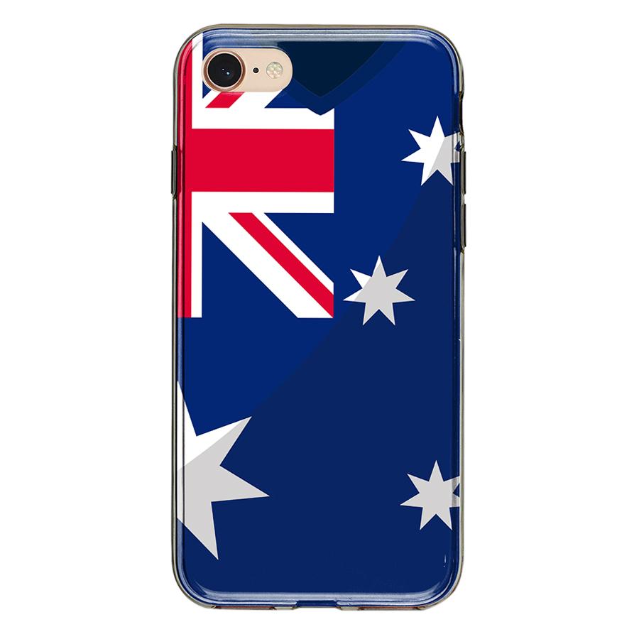 Ốp Lưng Mika Cho iPhone 7 / 8 AUSTRALIA-C-IP