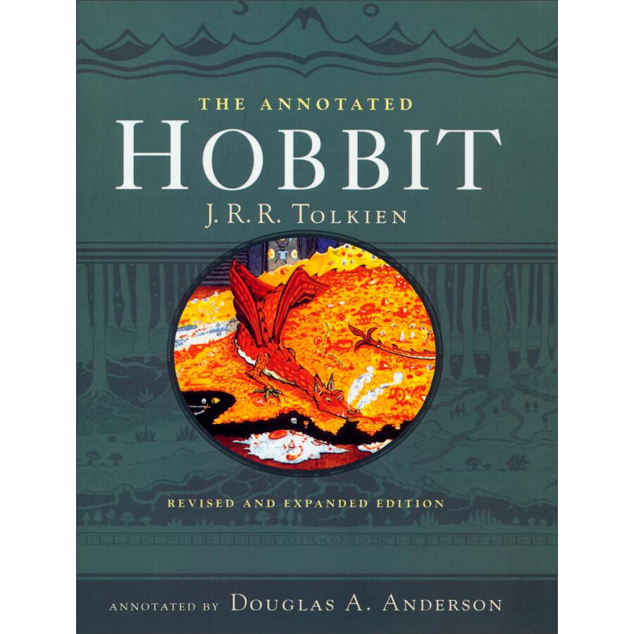 The Annotated Hobbit - 1235281 , 9774176911743 , 62_5264645 , 498000 , The-Annotated-Hobbit-62_5264645 , tiki.vn , The Annotated Hobbit