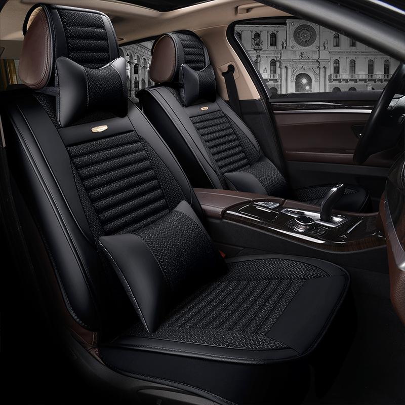 Bộ áo ghế Da ô tô bản cao cấp cho xe 5 chỗ ngồi A49, gồm 2 gối tựa lưng + 2 gối tựa đầu - 1043578 , 8261840048702 , 62_6691575 , 3000000 , Bo-ao-ghe-Da-o-to-ban-cao-cap-cho-xe-5-cho-ngoi-A49-gom-2-goi-tua-lung-2-goi-tua-dau-62_6691575 , tiki.vn , Bộ áo ghế Da ô tô bản cao cấp cho xe 5 chỗ ngồi A49, gồm 2 gối tựa lưng + 2 gối tựa đầu