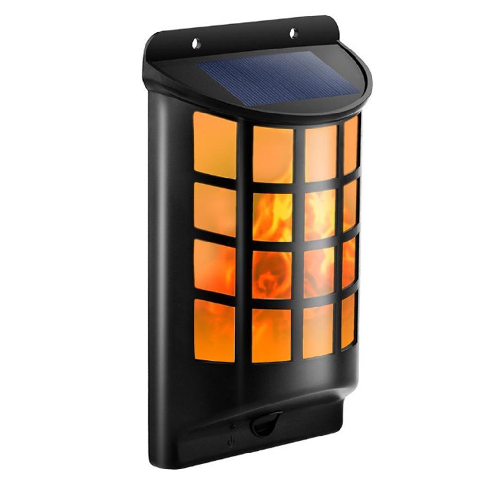 Đèn LED Sân Vườn Năng Lượng Mặt Trời Chống Thấm Nước (2W)