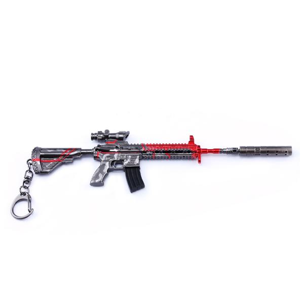 Móc khóa mô hình game PUBG - M416 Năng Lượng Đỏ - 20,5cm - 1552563 , 8167457119432 , 62_10081333 , 165000 , Moc-khoa-mo-hinh-game-PUBG-M416-Nang-Luong-Do-205cm-62_10081333 , tiki.vn , Móc khóa mô hình game PUBG - M416 Năng Lượng Đỏ - 20,5cm