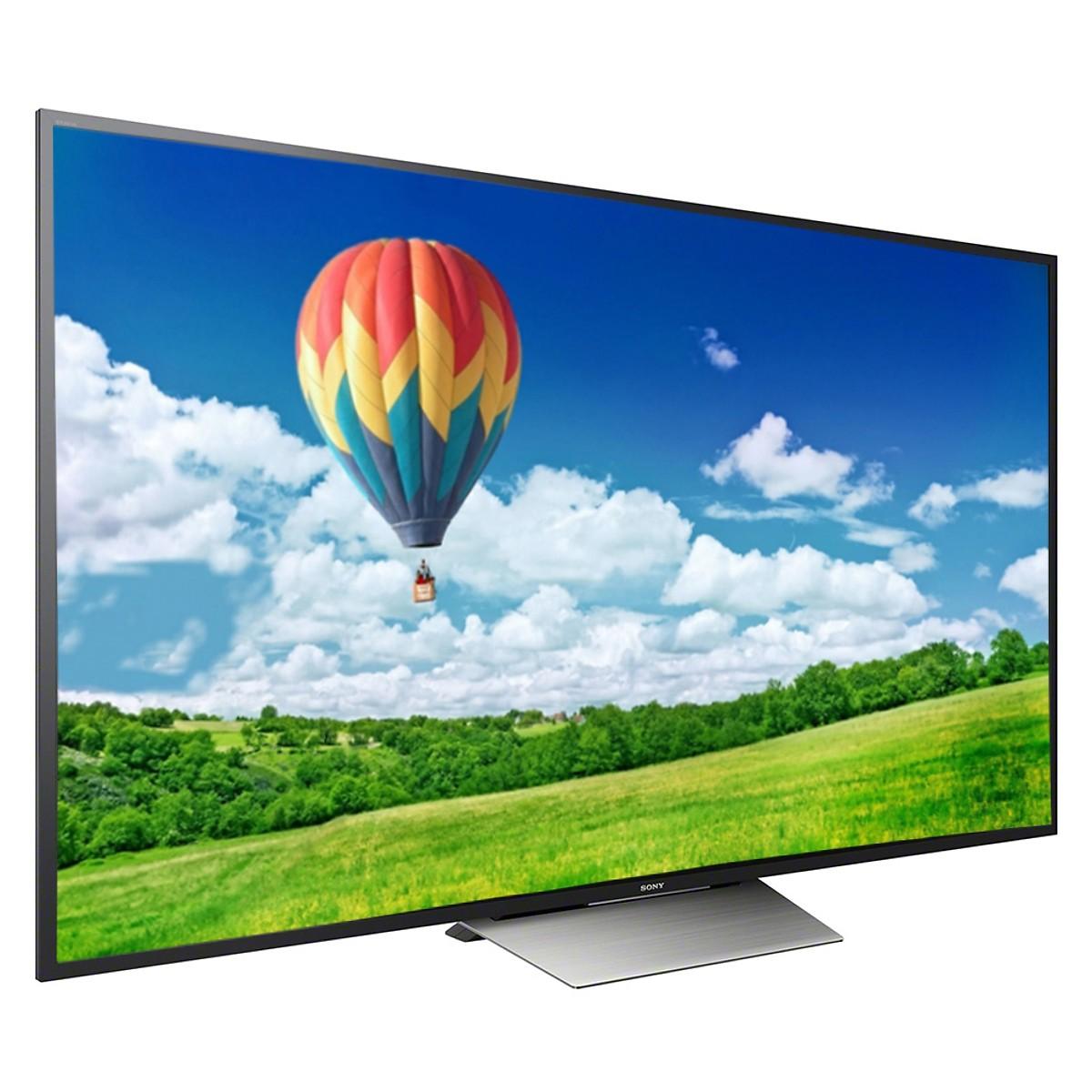 Smart Tivi 4K Sony 65 inch KD-65X8500D - Hàng Chính Hãng - 18638979 , 3298495728265 , 62_23018610 , 61900000 , Smart-Tivi-4K-Sony-65-inch-KD-65X8500D-Hang-Chinh-Hang-62_23018610 , tiki.vn , Smart Tivi 4K Sony 65 inch KD-65X8500D - Hàng Chính Hãng