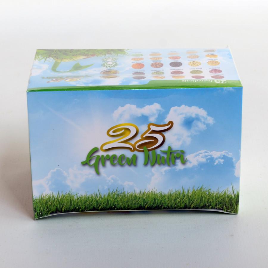 Sữa hạt dinh dưỡng 25 Green Nutri