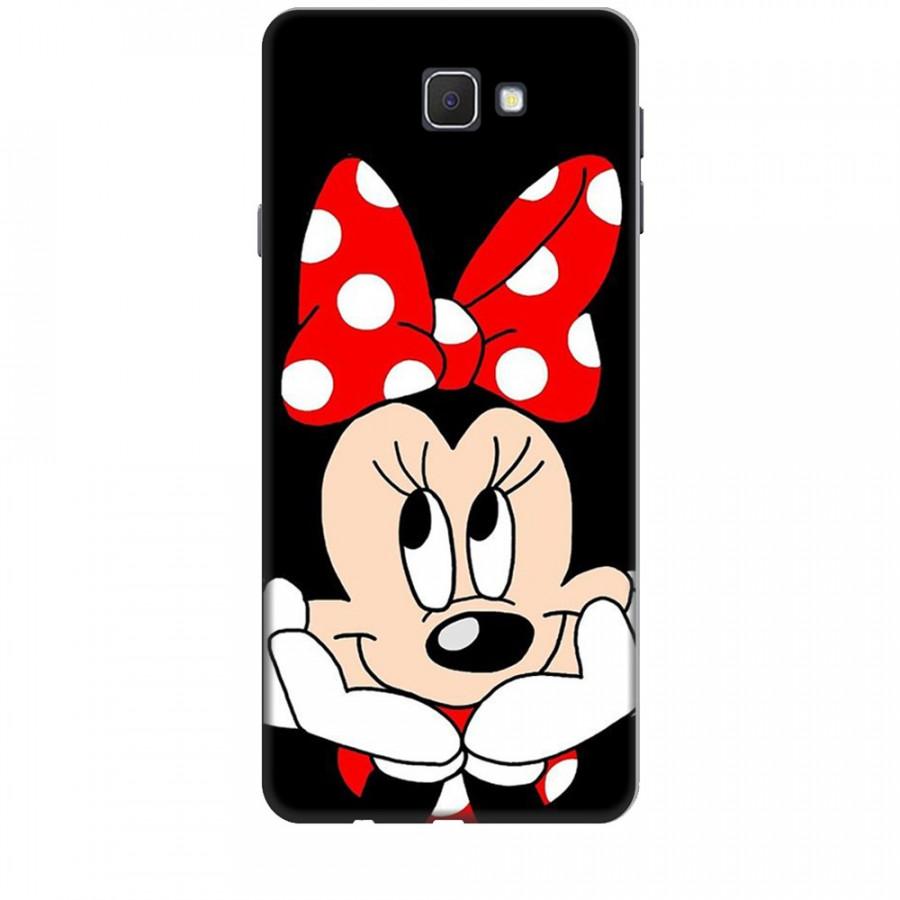Ốp lưng dành cho điện thoại  SAMSUNG GALAXY J7 PRIME Mickey Làm Duyên