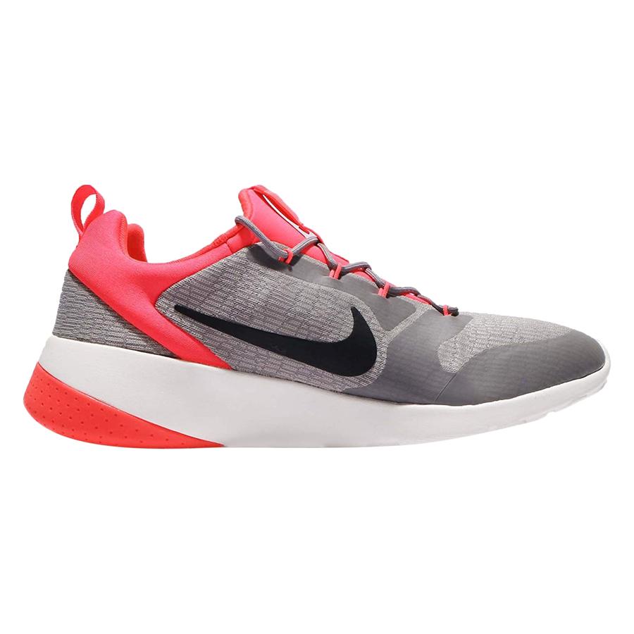 Giày Thể Thao Nam Nike Ck Racer 916780-002 - Xám Đỏ - Hàng Chính Hãng