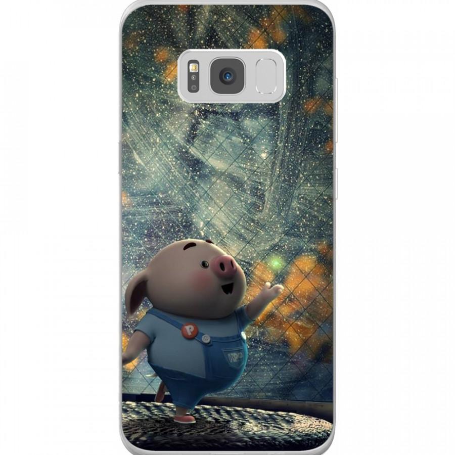 Ốp Lưng Cho Điện Thoại Samsung Galaxy S7 - Mẫu aheocon 131