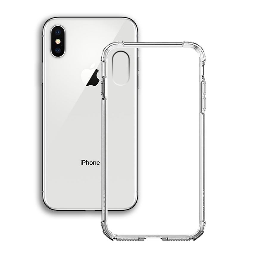 Ốp Lưng Chống Sốc cho điện thoại Apple Iphone X / XS - Dẻo Trong - Hàng Chính Hãng - 9624800 , 5117604453462 , 62_19705240 , 100000 , Op-Lung-Chong-Soc-cho-dien-thoai-Apple-Iphone-X--XS-Deo-Trong-Hang-Chinh-Hang-62_19705240 , tiki.vn , Ốp Lưng Chống Sốc cho điện thoại Apple Iphone X / XS - Dẻo Trong - Hàng Chính Hãng
