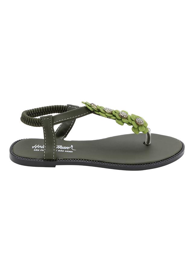 Giày Sandal Nữ Đế Bệt XX 11