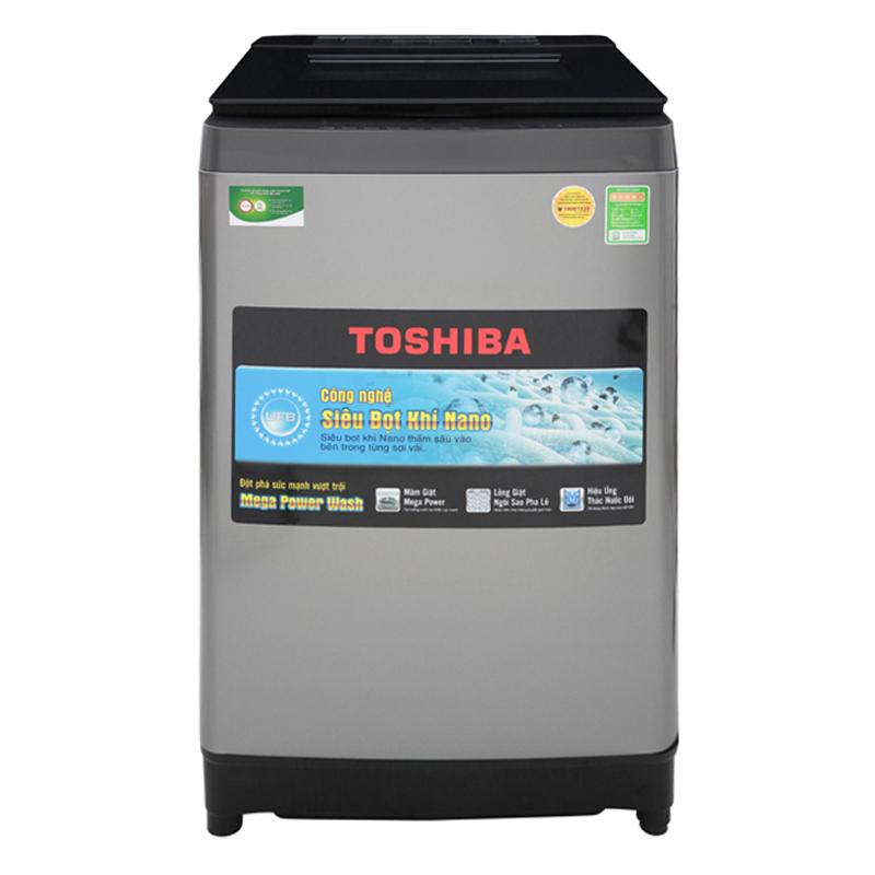 Máy Giặt Cửa Trên Toshiba AW-UH1150GV (10.5kg) - 1613760 , 4149582264144 , 62_11123001 , 8290000 , May-Giat-Cua-Tren-Toshiba-AW-UH1150GV-10.5kg-62_11123001 , tiki.vn , Máy Giặt Cửa Trên Toshiba AW-UH1150GV (10.5kg)