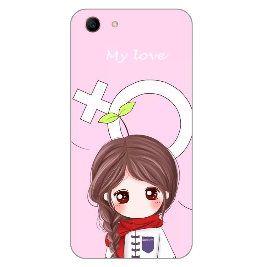 Ốp lưng dẻo cho Oppo A83_Couple Girl 06