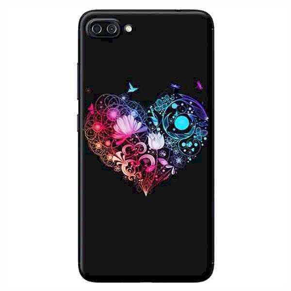 Ốp Lưng Dành Cho Asus Zenfone 4 Max Pro ZC554KL - Trái Tim