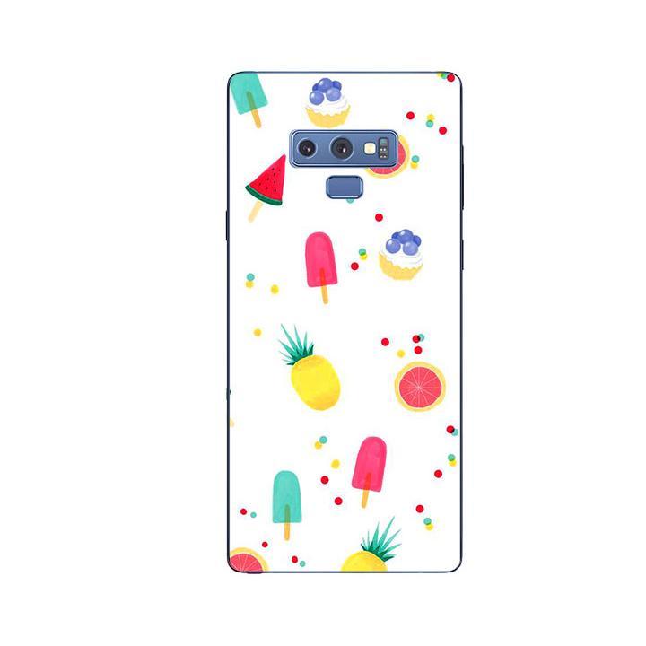 Ốp Lưng Dẻo Cho Điện thoại Oppo F9 - Summer 01