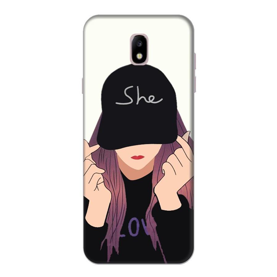 Ốp lưng dành cho điện thoại Samsung Galaxy J7 2017 - J7 Plus - J7 PRO - She Love