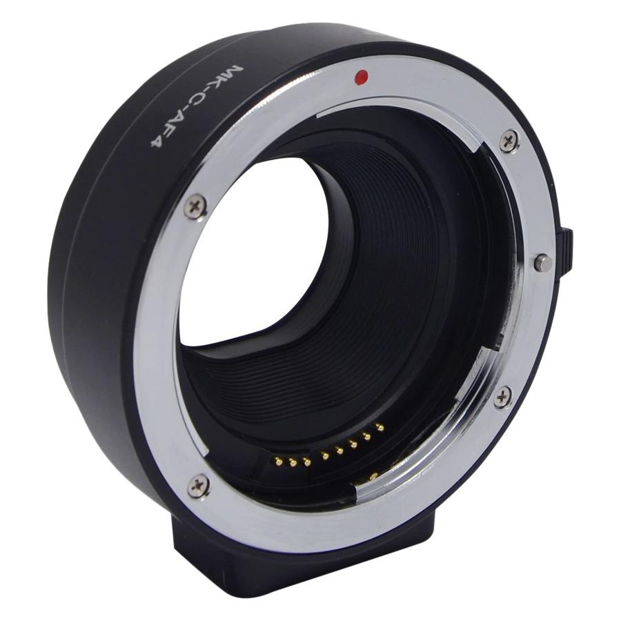 Ngàm Chuyển Auto Focus Meike Ef-Eos M Cho Canon Eos M (MK-C-AF4) - Hàng Nhập Khẩu