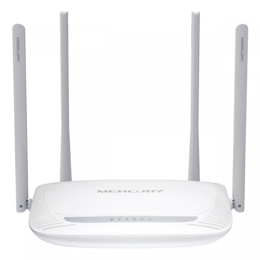 Bộ Phát Wifi (Router Wifi) Mercusys MW325R 300Mbps (Wifi 4 Ăng ten - 4 cổng )