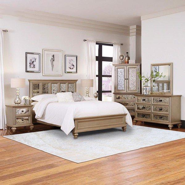Thảm Lông Phòng Ngủ Alan Cream 0.8x1.2m  UAE Lamsa 1293-02