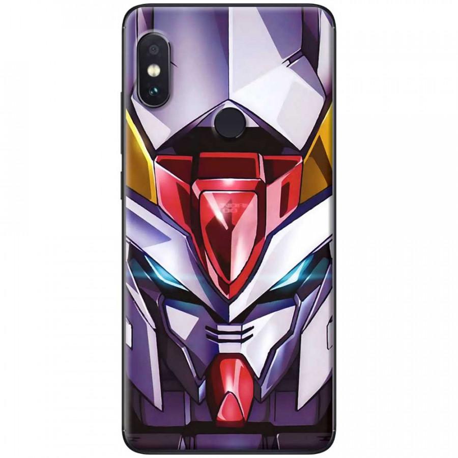 Ốp lưng dành cho Xiaomi Redmi Note 6 mẫu Gundam
