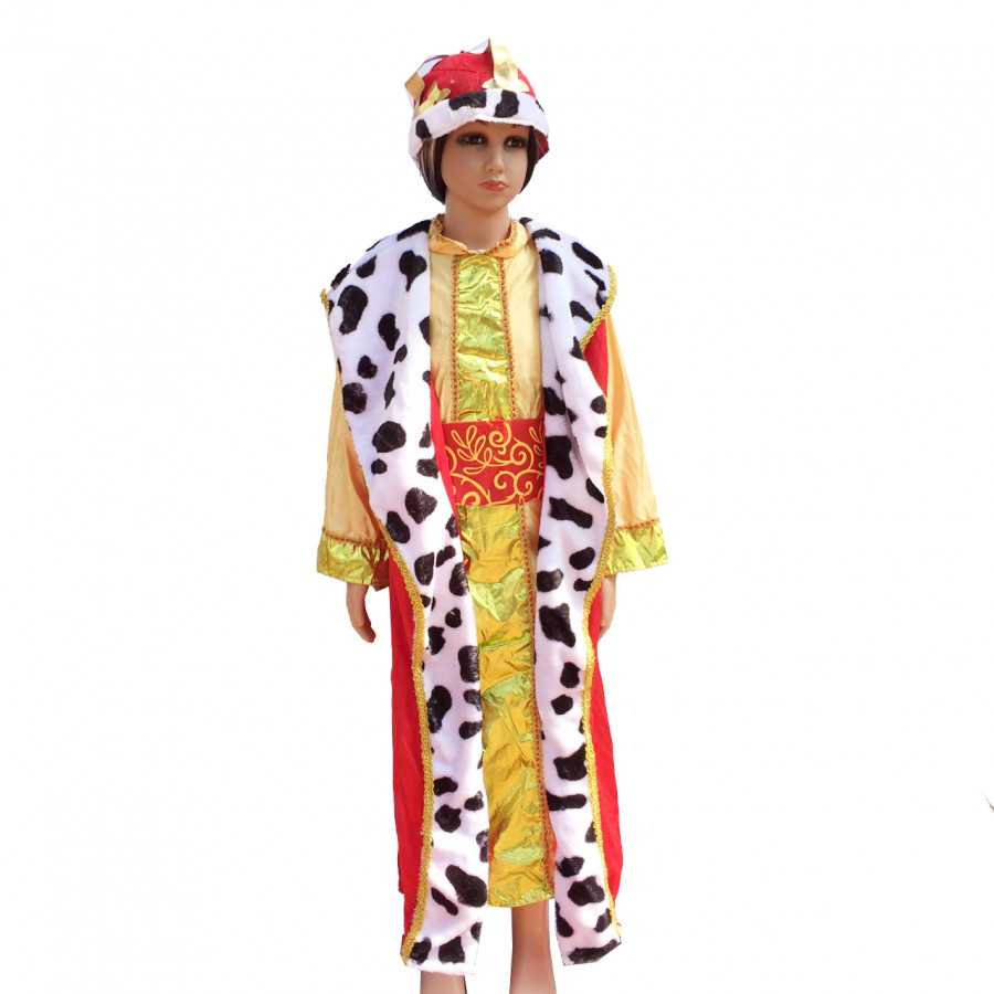 Bộ trang phục Hoàng Đế hóa trang Halloween - 1027214 , 4244479245012 , 62_6132985 , 390000 , Bo-trang-phuc-Hoang-De-hoa-trang-Halloween-62_6132985 , tiki.vn , Bộ trang phục Hoàng Đế hóa trang Halloween