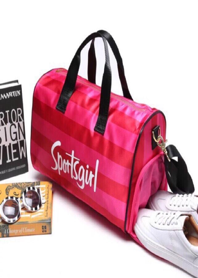Túi xách thể thao có ngăn để giày, túi xách du lịch Sportgirl năng động