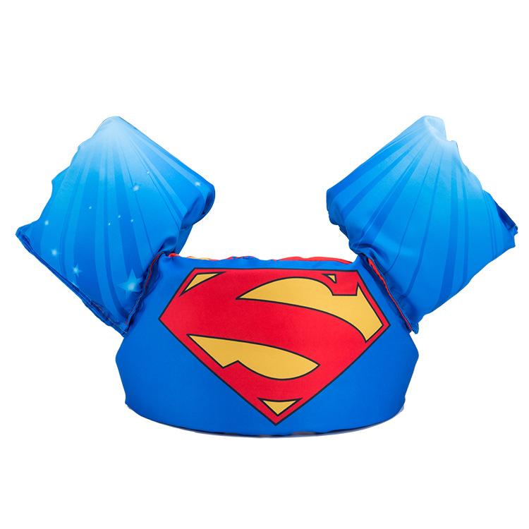 Phao bơi trẻ em SUPERMAN (Bé từ 2 - 8 tuổi)