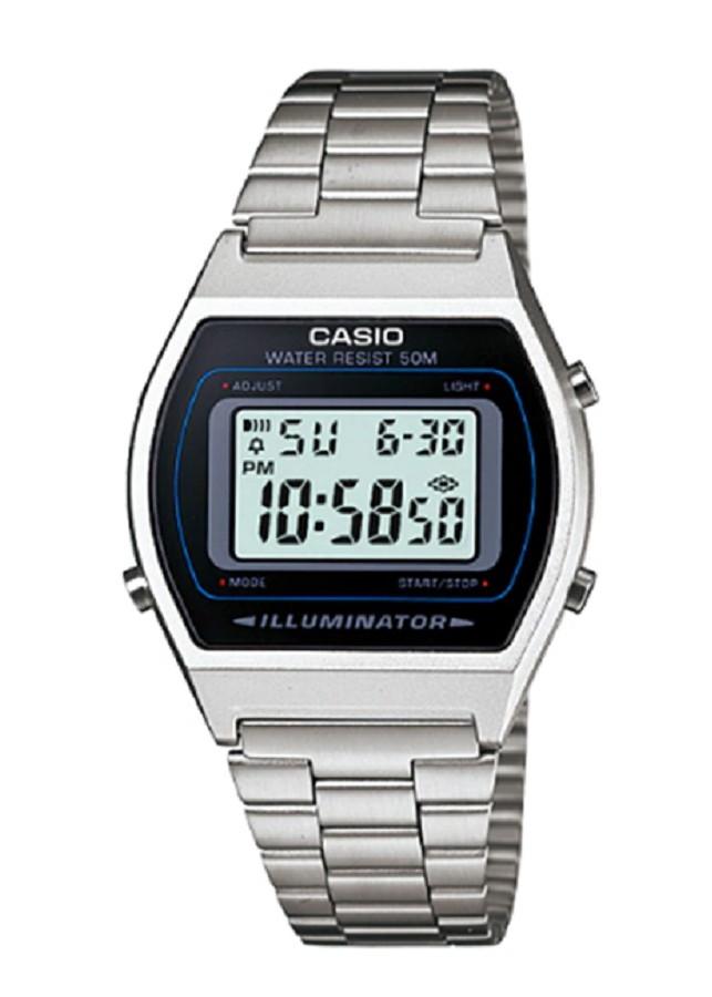 Đồng hồ Casio unisex dây thép B640WD-1AVDF (35mm) - 9528692 , 3141322800392 , 62_19614395 , 940000 , Dong-ho-Casio-unisex-day-thep-B640WD-1AVDF-35mm-62_19614395 , tiki.vn , Đồng hồ Casio unisex dây thép B640WD-1AVDF (35mm)