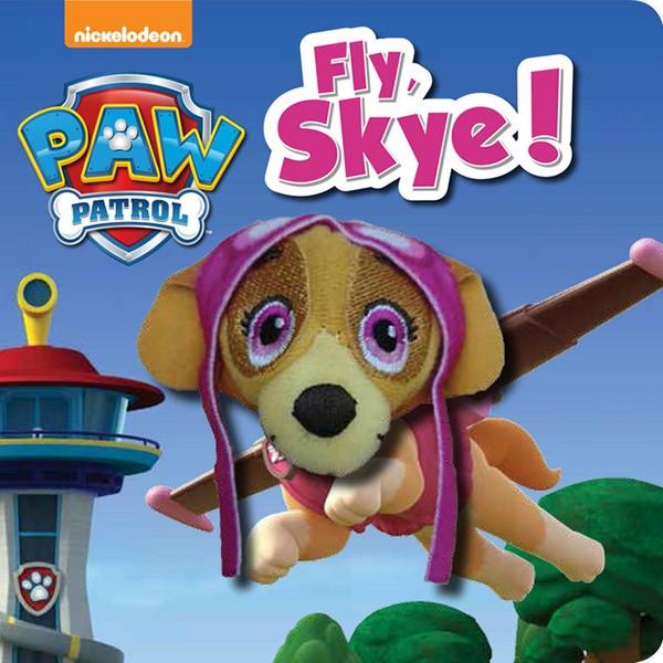 Nickelodeon PAW Patrol Fly, Skye! Finger Puppet Book - Chú chó cứu hộ - 947650 , 4413463928990 , 62_2098267 , 264000 , Nickelodeon-PAW-Patrol-Fly-Skye-Finger-Puppet-Book-Chu-cho-cuu-ho-62_2098267 , tiki.vn , Nickelodeon PAW Patrol Fly, Skye! Finger Puppet Book - Chú chó cứu hộ