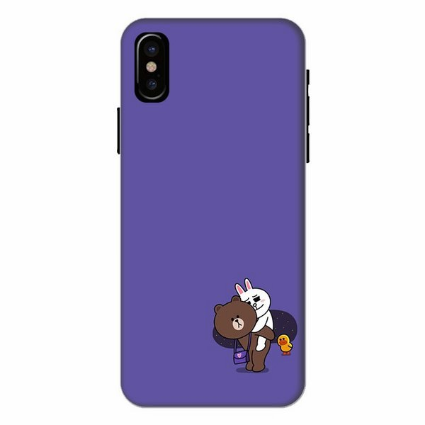 Ốp Lưng Dành Cho Iphone X - Mẫu 67