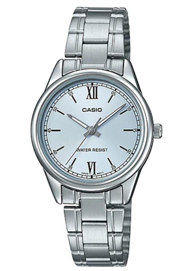 Đồng hồ nữ dây kim loại Casio LTP-V005D-2B3UDF - 4858525 , 9138668441499 , 62_16455885 , 729000 , Dong-ho-nu-day-kim-loai-Casio-LTP-V005D-2B3UDF-62_16455885 , tiki.vn , Đồng hồ nữ dây kim loại Casio LTP-V005D-2B3UDF