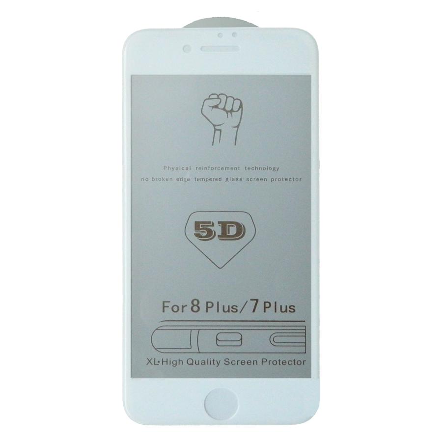 Kính Cường Lực 5D cho IPhone Full Màn Hình - Full Keo - Full Kính