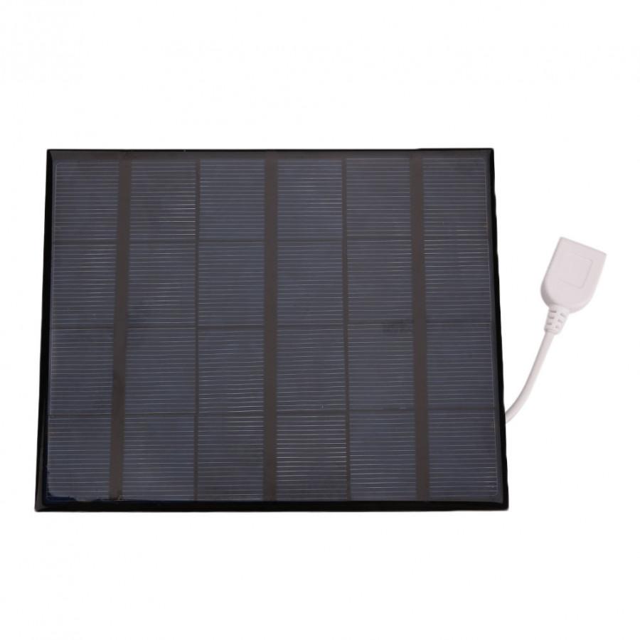 Sạc Pin Năng Lượng Mặt Trời Cho Android (6V) (3.6W)