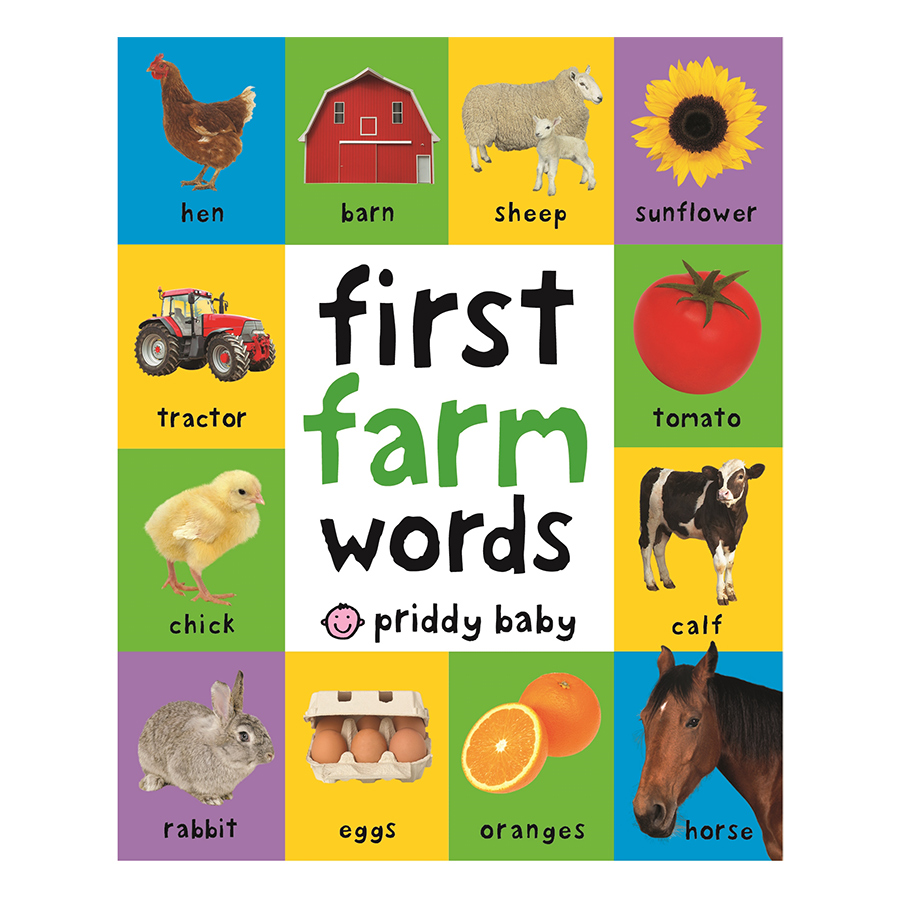 First Farm Words: First 100 Soft to Touch - First 100 Soft To Touch (Board book) - 18743911 , 1559271263564 , 62_31895836 , 165000 , First-Farm-Words-First-100-Soft-to-Touch-First-100-Soft-To-Touch-Board-book-62_31895836 , tiki.vn , First Farm Words: First 100 Soft to Touch - First 100 Soft To Touch (Board book)