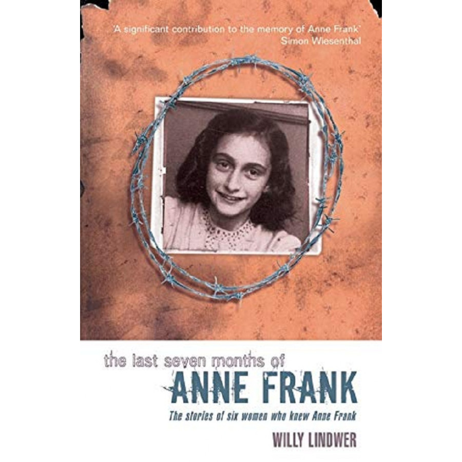 The Last Seven Months of Anne Frank - 775458 , 2705668630177 , 62_11105528 , 240000 , The-Last-Seven-Months-of-Anne-Frank-62_11105528 , tiki.vn , The Last Seven Months of Anne Frank