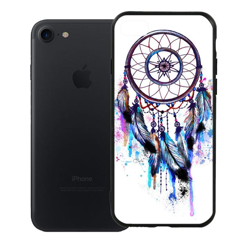 Ốp Lưng Viền TPU Cao Cấp Dành Cho iPhone 7 - Dreamcatcher 03