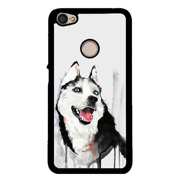 Ốp lưng dành cho điện thoại Xiaomi Redmi note 5A prime Husky Dog