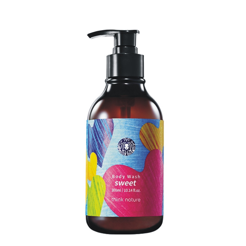 Sữa tắm ngọt ngào Think Nature Body Wash Sweet 300ml