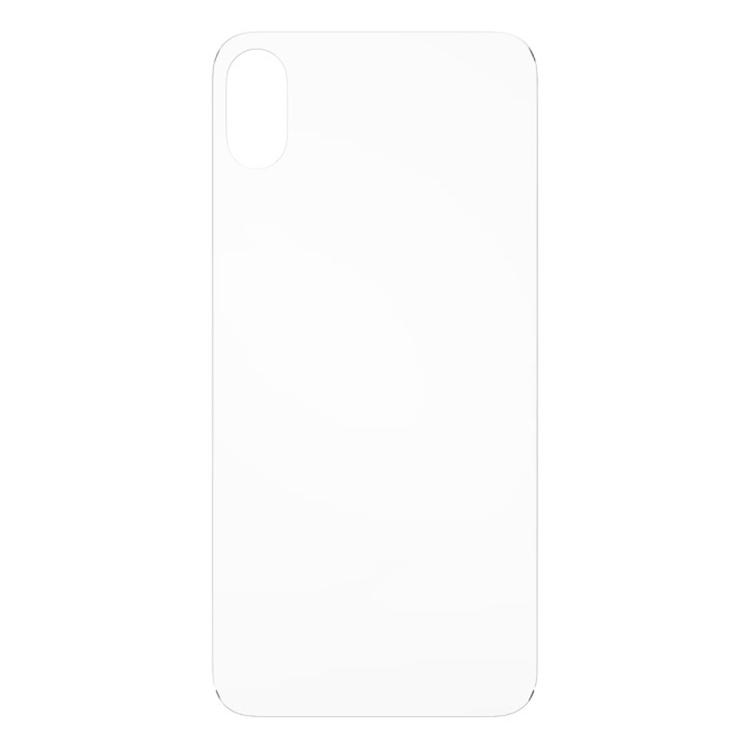 Kính Cường Lực Chống Trầy Mặt Lưng Cho iPhone X Baseus LV178 (0.3mm)
