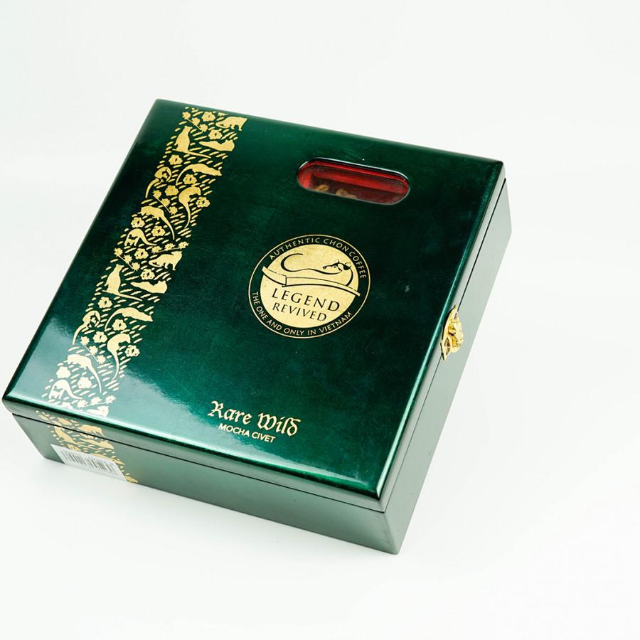 Cà phê Chồn Tự nhiên Legend Revived – Hộp Sơn Mài 250g - 1204020 , 1012701355159 , 62_7690876 , 9300000 , Ca-phe-Chon-Tu-nhien-Legend-Revived-Hop-Son-Mai-250g-62_7690876 , tiki.vn , Cà phê Chồn Tự nhiên Legend Revived – Hộp Sơn Mài 250g