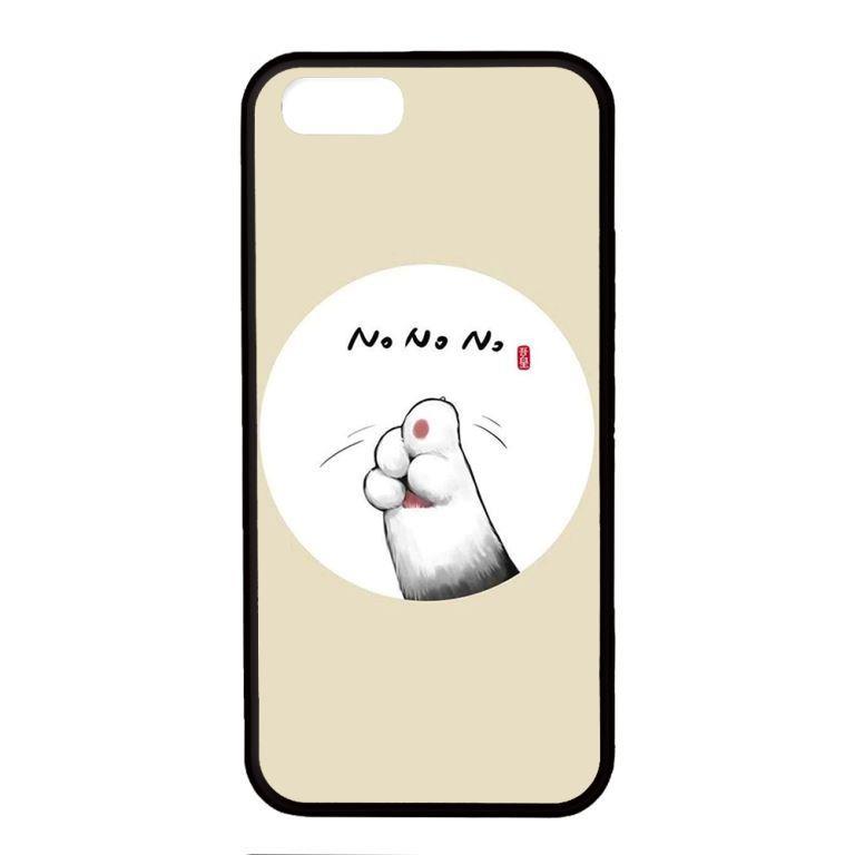 Ốp lưng dành cho điện thoại Iphone 5s No No No