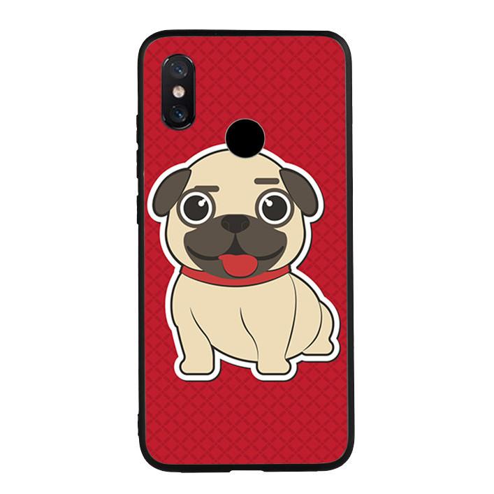 Ốp lưng viền TPU cao cấp cho Xiaomi Mi 8 - Cute Dog 01 - 2001273 , 2458650315759 , 62_14792561 , 200000 , Op-lung-vien-TPU-cao-cap-cho-Xiaomi-Mi-8-Cute-Dog-01-62_14792561 , tiki.vn , Ốp lưng viền TPU cao cấp cho Xiaomi Mi 8 - Cute Dog 01