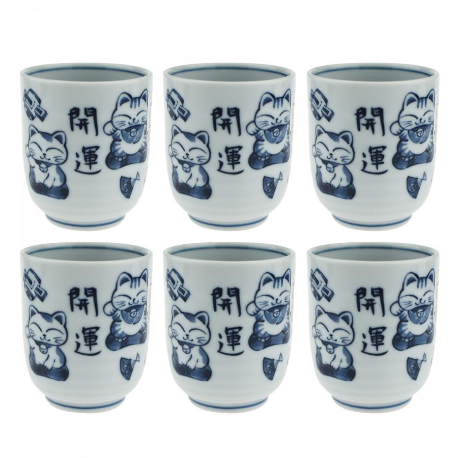 Combo 6 Cốc uống trà Nhật Bản hoạ tiết cổ điển hình Mèo Thần Tài cao cấp EVAN- JB076 - 1407043 , 7654534898409 , 62_7150279 , 739000 , Combo-6-Coc-uong-tra-Nhat-Ban-hoa-tiet-co-dien-hinh-Meo-Than-Tai-cao-cap-EVAN-JB076-62_7150279 , tiki.vn , Combo 6 Cốc uống trà Nhật Bản hoạ tiết cổ điển hình Mèo Thần Tài cao cấp EVAN- JB076