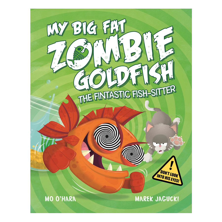 My Big Fat Zombie Goldfish: The Fintastic Fish-Sitter - 1088422 , 9161080683284 , 62_3937201 , 396000 , My-Big-Fat-Zombie-Goldfish-The-Fintastic-Fish-Sitter-62_3937201 , tiki.vn , My Big Fat Zombie Goldfish: The Fintastic Fish-Sitter