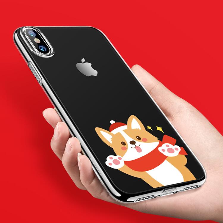 Ốp Lưng Họa Tiết Hoạt Hình dành cho iPhoneX ESR