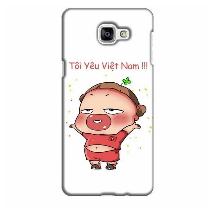 Ốp Lưng Dành Cho Samsung Galaxy A9 Quynh Aka 1