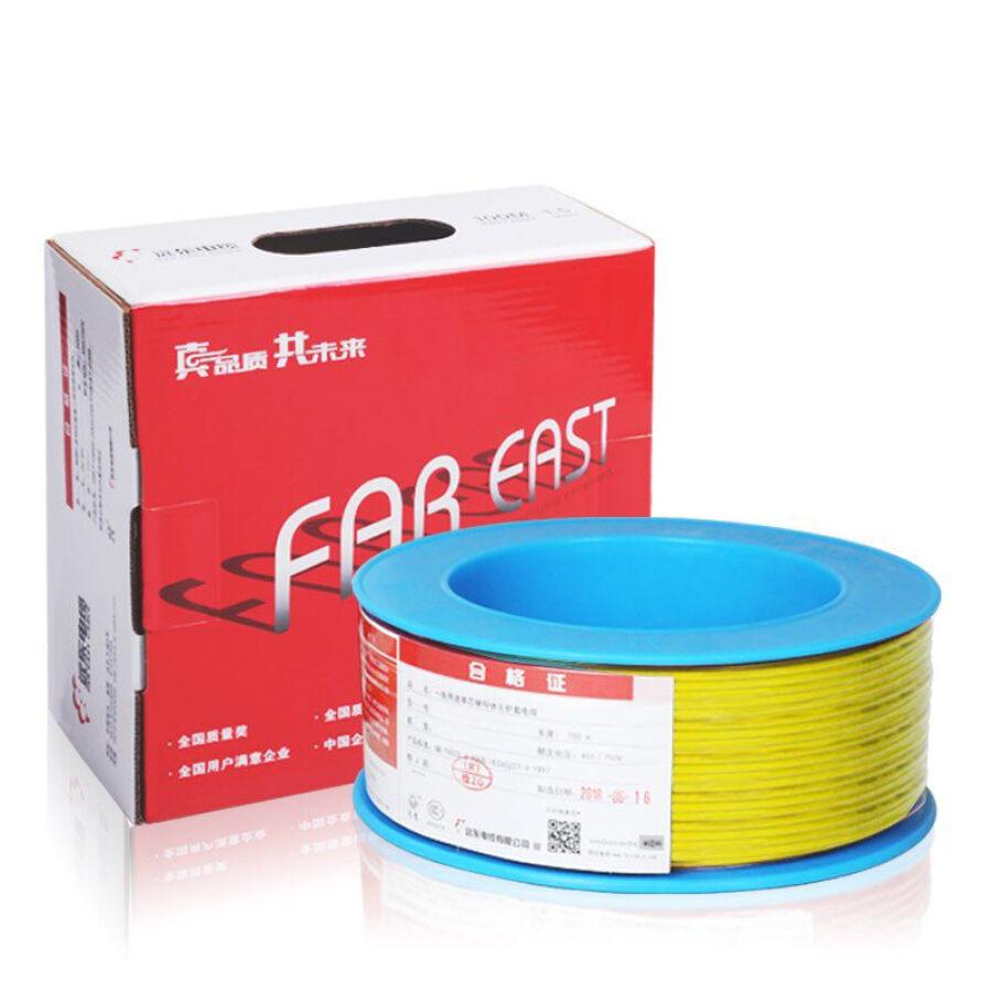 Dây Cáp Dân Dụng 1 Lõi Đồng Far East Cable BV2.5 (100m) - 1277329 , 8981407897054 , 62_9255922 , 1040000 , Day-Cap-Dan-Dung-1-Loi-Dong-Far-East-Cable-BV2.5-100m-62_9255922 , tiki.vn , Dây Cáp Dân Dụng 1 Lõi Đồng Far East Cable BV2.5 (100m)